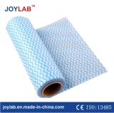 Rullo non tessuto popolare dei Wipes di pulizia del tessuto dei pp