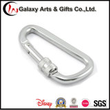 알루미늄 합금에 있는 Carabiner 훅 Keychain 스냅