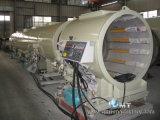 Construcción Safety&Nbsp; Línea de la protuberancia del tubo del Dual-Hilo del PVC de la máquina del estirador