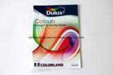 Catálogo modificado para requisitos particulares del color de la pintura de la impresión de la serie de Colorland