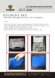 De tand Hoge snelheid & Handpiece Met lage snelheid Tosi Foshan van de Uitrustingen van de Student