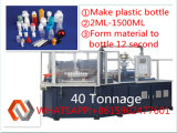 HDPE/PE/PP/LDPE de plastic Slag van de Injectie van Flessen