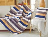 2 في 1 [مولتي-فونكأيشن] قطب [لينن] وسادة أريكة [ثروو بيلّوو] غطاء غطاء خارجيّة