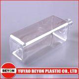 250ml Plastiksprüher-Flasche Hotsale (ZY01-C004) des weißen Quadrat-
