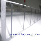 Alto lustre hoja de acrílico transparente de PMMA 3m m 48X96 irrompible ''