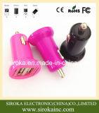 GroßhandelsHandy-Auto-Aufladeeinheit mit 2 USB-Kanälen