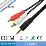 Sipu Factory Price Extension Cabo AV Atacado Aduio Video Cables