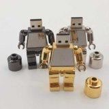 Metalleisen-Mann USB-Blitz-Laufwerk 4GB, 8GB, 16GB