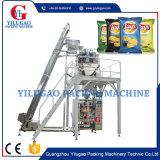 Машина упаковки риса фасолей картофельных стружек заедок