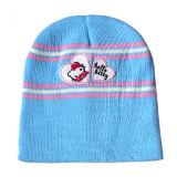 動物のEmbroidereyのかわいい子供の帽子(JRK063)