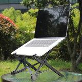 Support ergonomique se pliant de Lapdesk de cahier de stand d'ordinateur portatif