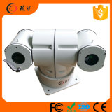 câmera do laser PTZ do IP 5W da visão noturna HD de Hikvision 1.3MP CMOS 500m do zoom 20X
