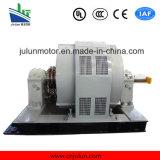 Motor de indução elétrico assíncrono 3-Phase de alta tensão Large-Sized Yr2000-10/1730-2000kw da C.A. do anel deslizante de rotor de ferida