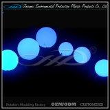 sfera della decorazione di illuminazione di 40cm LED con la BV