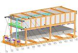 3ton verweisen abkühlende Eis-Block-Maschine für Trinkwasser