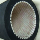 Schwarzer haltbarer flexibler keramischer Gummischlauch