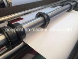 Máquina que raja de papel de la velocidad normal