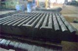 La metà idraulica di disegno resistente di tonnellaggio Scissor la piattaforma dell'elevatore