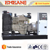 75kw Big Power Open Type Cummins Engine Diesel Generator Sets
