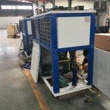 Niedrige Temperatur für v-Typen Kasten-Abkühlung-kondensierende Geräte komprimierte