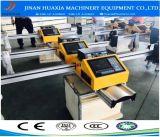 Máquina de estaca portátil do plasma/máquina de estaca em escala reduzida do CNC