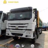 트럭 8*4 덤프 트럭 팁 주는 사람 트럭