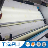 Tissu 100% géométrique enduit de jacquard d'unité centrale de polyester pour le protecteur de matelas