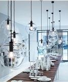 Ferro Pendant di vetro moderno della decorazione di illuminazione di vendita calda di Dlss che passa le lampade Pendant