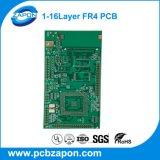 Fr4 4 Lagen van Multilayer PCB met Onderdompeling Gouden de Dienst van het Einde op Elektronische Componenten PCB&PCBA