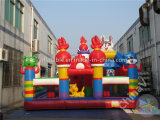 Children Inflatable Playground / Giant Inflatable Playgrounds