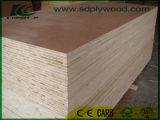 23mm / 25mm / 32mm / 40mm / álamo / Paneles de madera contrachapada para la puerta de la fábrica