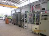 Máquina contínua de Dyeing&Finishing das fitas do cetim com Ce