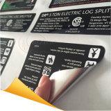 Nuevas etiquetas engomadas del diseño (KG-PT001)