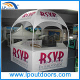 Atractiveの言及する販売のための昇進の六角形の円ブースのカウンターのテント