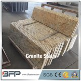 Pisada amarilla de gama alta del granito para el pasillo de Pasillo y el diseño interior
