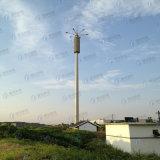 Hot-DIP 직류 전기를 통한 거리 강철 전등 기둥