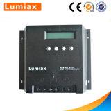 Controlador solar mágico da carga da série 10A 12V/24V MPPT com indicador do LCD