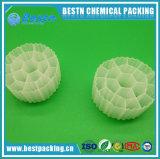 Mídia de filtro de plástico Mbbr para tratamento de água