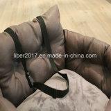Софа собаки кота кровати циновки крышки места автомобиля мебели любимчика роскошная кожаный