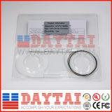 La fibra de modo único desnudo 250um PLC Splitter sin conector 1X16