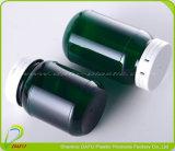 Bottiglia di plastica della medicina dell'animale domestico con la protezione strappante
