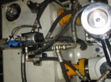 Machine de trou de poinçon de précision de presse hydraulique de quatre fléaux