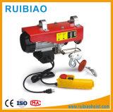 CE de bonne qualité 300kg approuvé au petit élévateur 20ton électrique pour le levage matériel