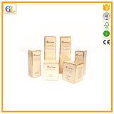 Casella di carta piegante impaccante del profumo poco costoso