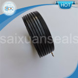 Vee Packing Seal Ring Borracha e Silicon Hydraulic Seals