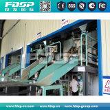 Chaîne de production de coulage d'alimentation de poissons de prix usine avec du CE