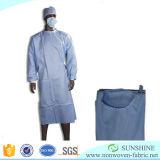 Tela/pano não tecidos para o uso do hospital (luz do sol)