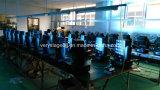 LED 5 * 5 25pcsx10W matriz de panel de haz de luz de movimiento de cabeza