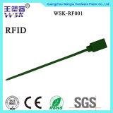 RFID를 가진 다른 크기 도매 안전한 밀봉 지구 플라스틱 물개