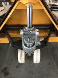 camion de palette hydraulique de la main 2000-5000kg avec la bonne qualité